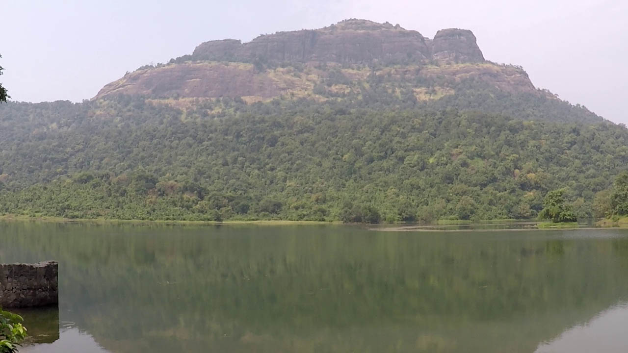 kohoj fort - pazhar lake (shelte lake)