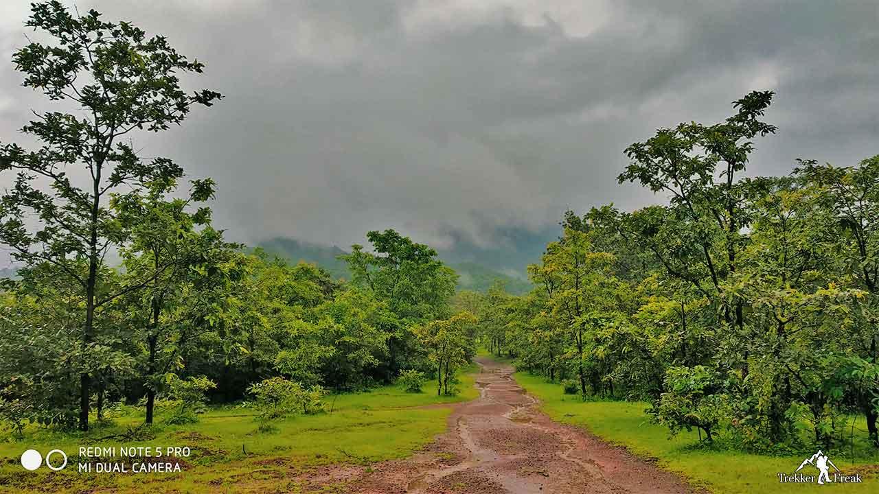 naneghat-trek-route