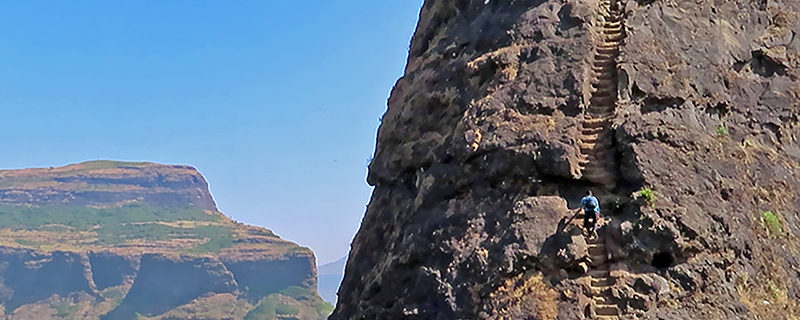 harihar-fort-view
