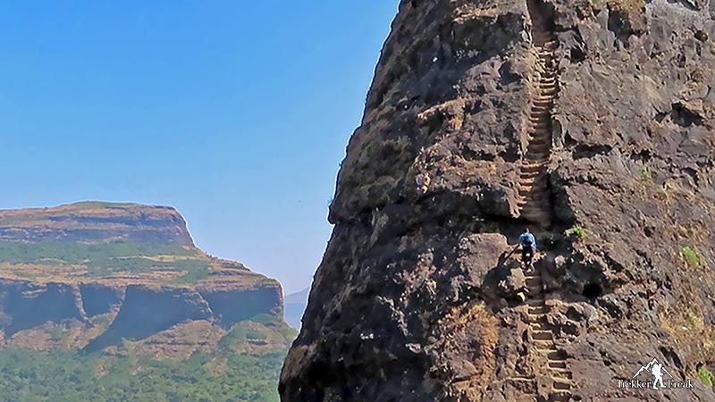 harihar-fort-view