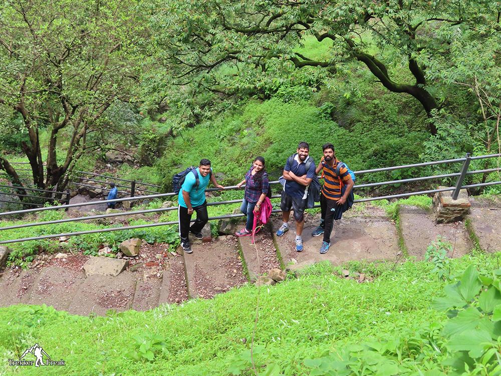 korigad-trek-route
